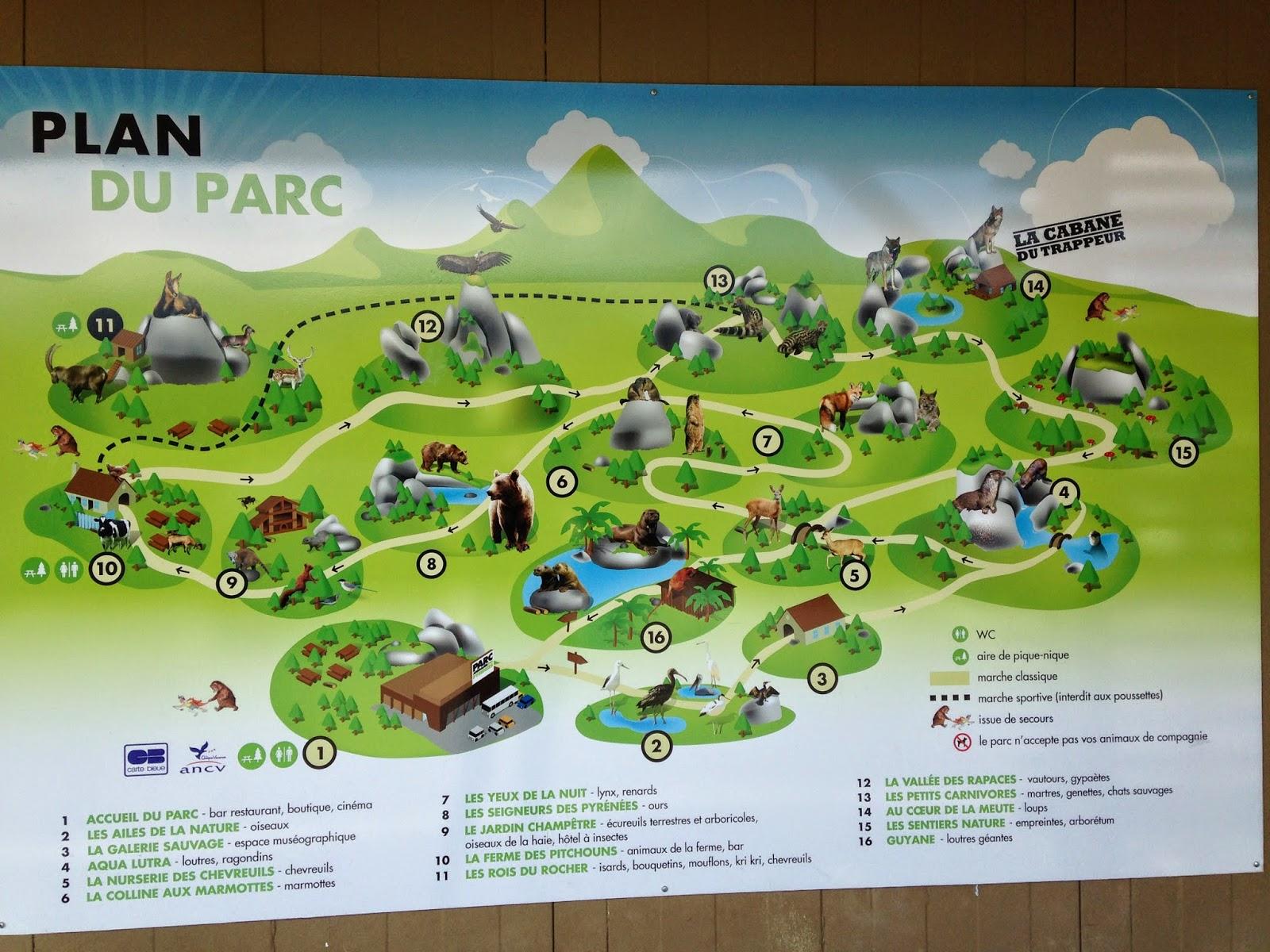 Parque de los animales Pirenáicos
