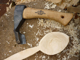 spoon carving adze spoon carving first steps