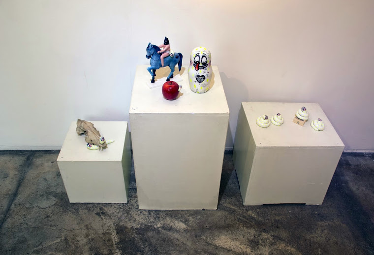 Exhibition view 5, Global Worminc Project by Kokimoto, SSEE Space, Daejeon, South Korea