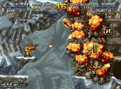 Metal Slug 2015 PC Games for windows