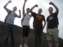 Conquering Mt. Etna