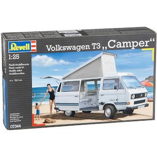 Revell Vanagon T3 Camper