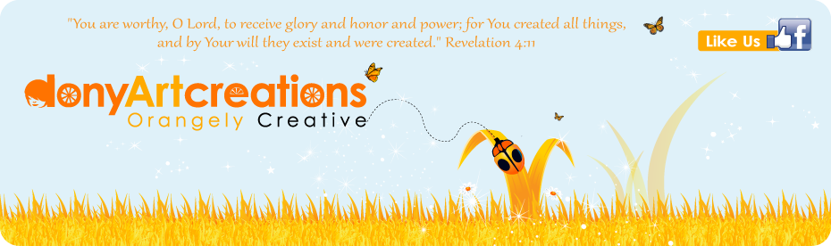 Graphic Design | Dony Art Creations
