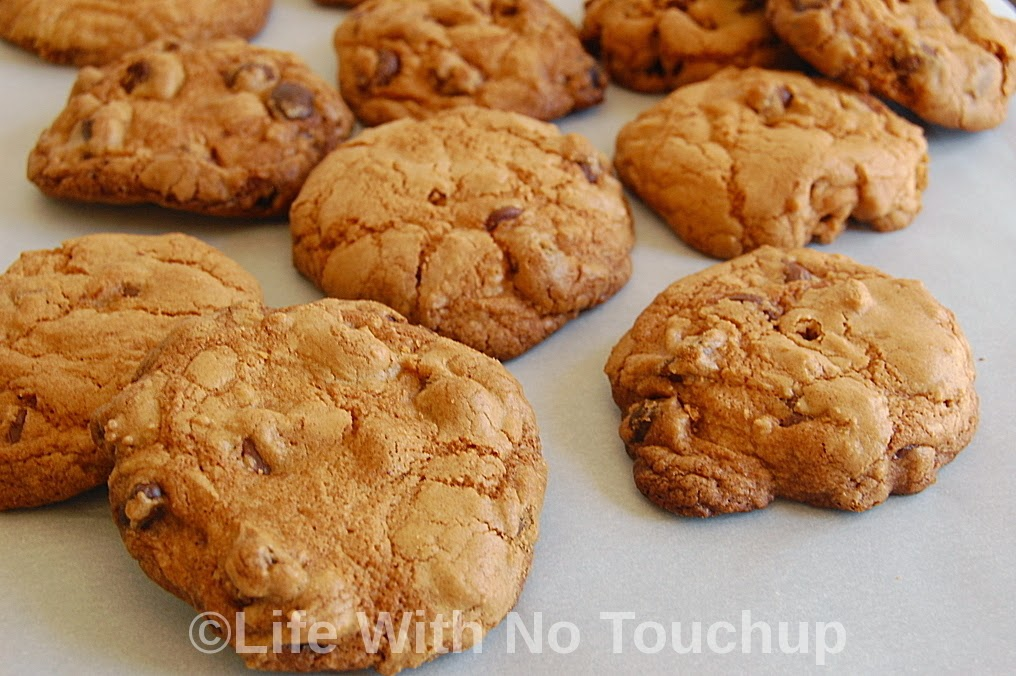 Chocolate-Chip Cookies Recipe from 1953