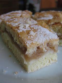 Lijena pita s jabukama recepti za kolače i torte