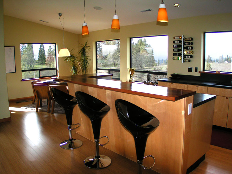 Kitchen Breakfast Bar Design Ideas