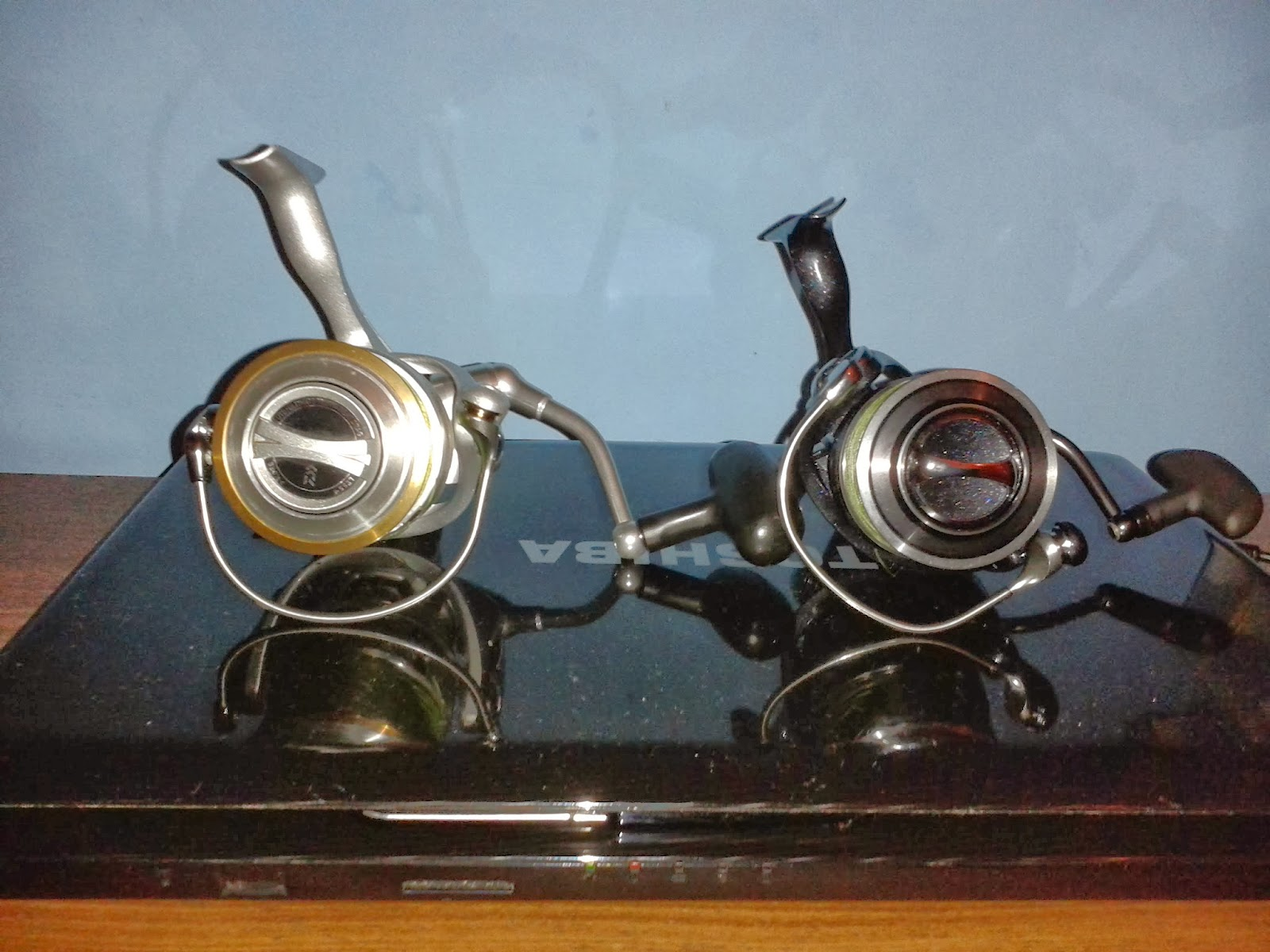 rickyvadepesca: DAIWA CALDIA 3000 SHA - photo#16