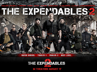 DOWNLOAD FILM HOLLYWOOD : The Expendables 2 (2012) + Subtitle Indonesia