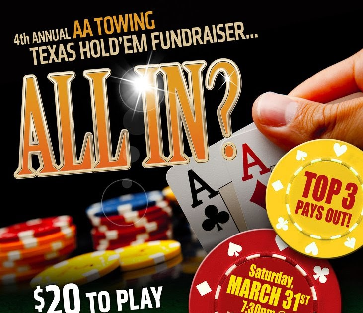 Torbay Today: 4th Annual AA Towing Texas Hold'em Fundraiser