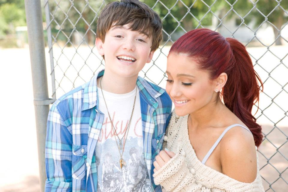 Is Greyson Chance Hookup Ariana Grande