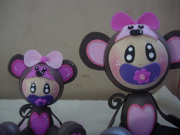 Mis fofuchas 2013 artfoamicol: baby shower 3d fofuchas bebes