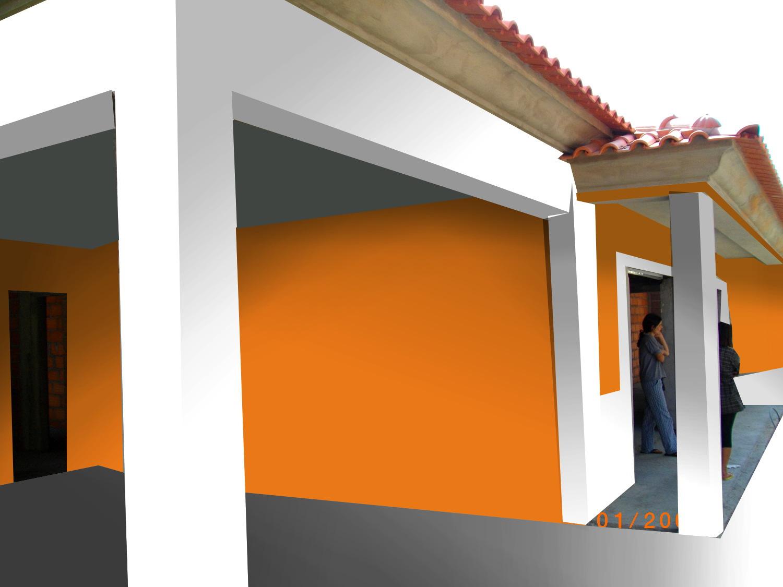 Pinturas para casas exteriores for Pintura para exteriores