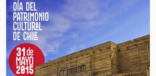 Amigos mochileros !!! Este domingo 31 de marzo...Dia nacional del patrimonio cultural