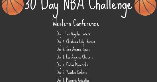 Lovin Nailz: 30 Day NBA Challenge! Day 1- Lakers