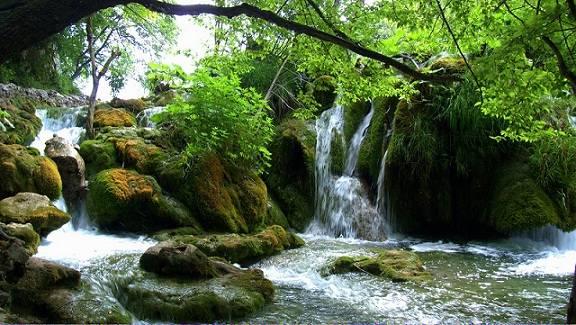 Cascadas hermosas