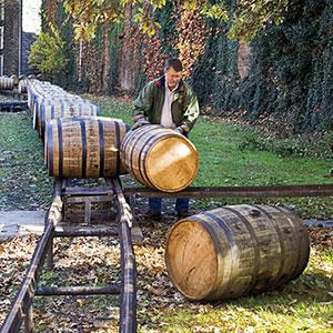barrels and barrels