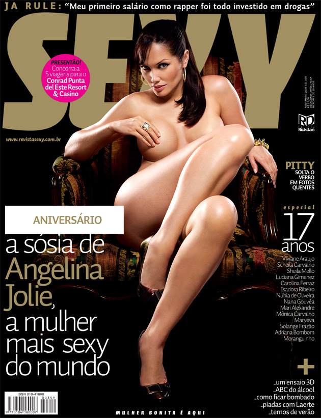 Photos os Angelina Jolie naked - Lucila Siclaco
