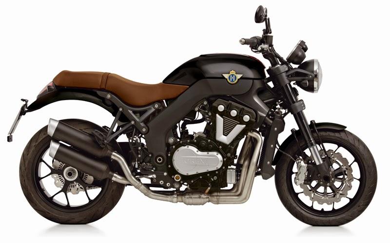 Oddbike Horex Vr6 Teutonic Six Pot Roadster
