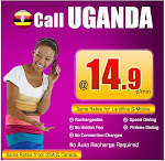 International calling Uganda
