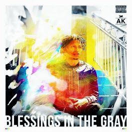 "AK (of The Underachievers) ""Blessings In The Gray."" Follow him @iunderachieve"