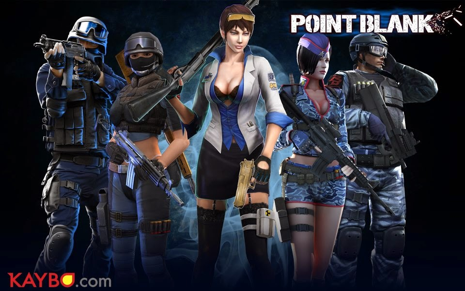 Download Gambar Wallpaper Point Blank Terbaru