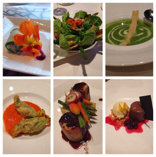 Gluten Free Degustation Dinner at Ubud's Viceroy Bali - CasCades Restaurant Review