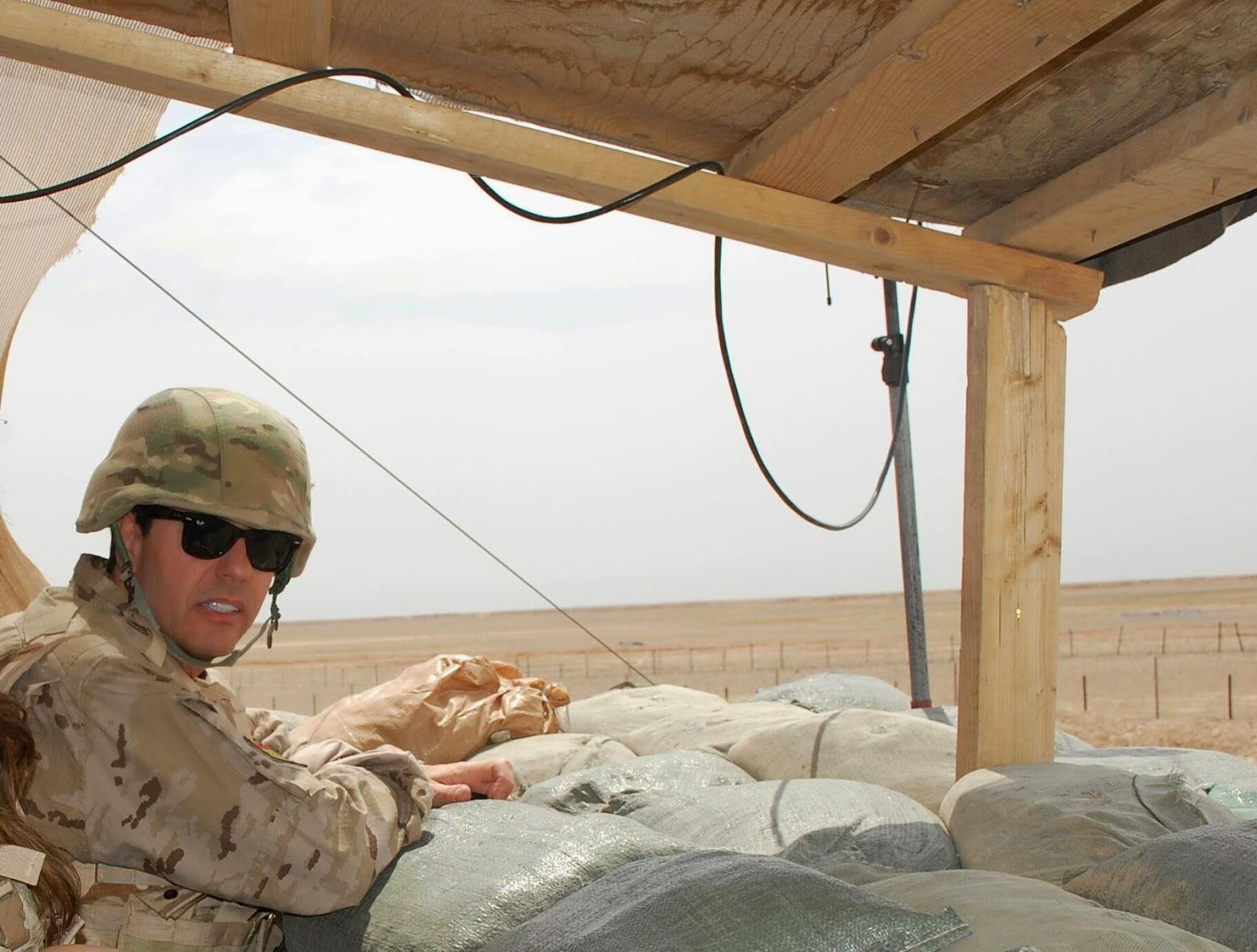 Ferrer-Dalmau en Afganistán con la República de Georgia