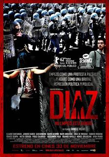 Ver online: Diaz: No limpiéis esta sangre (Díaz: Non pulire questo sangue) 2012