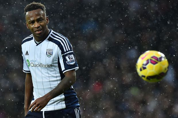 Berahino is the younger and cheaper option (Picture: AFP/Getty Images)