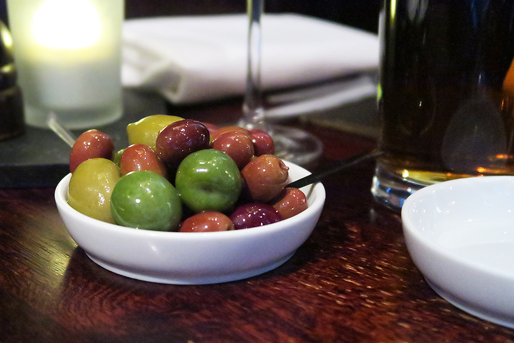 Olives at the Malmaison Leeds Brasserie