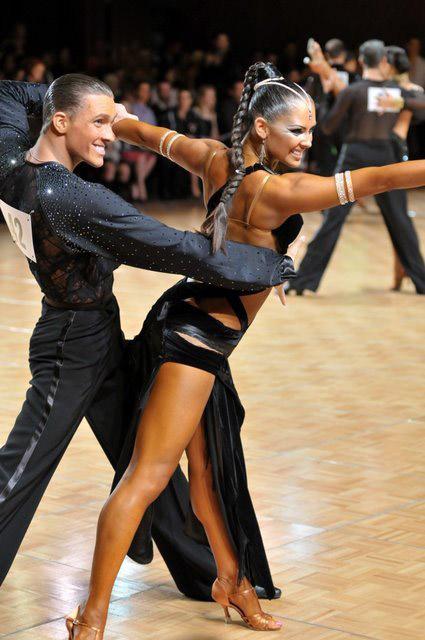 Прическа как у танцовщицы
