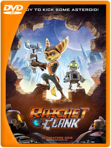 Ratchet and Clank: La película (2016) DVDRip Latino
