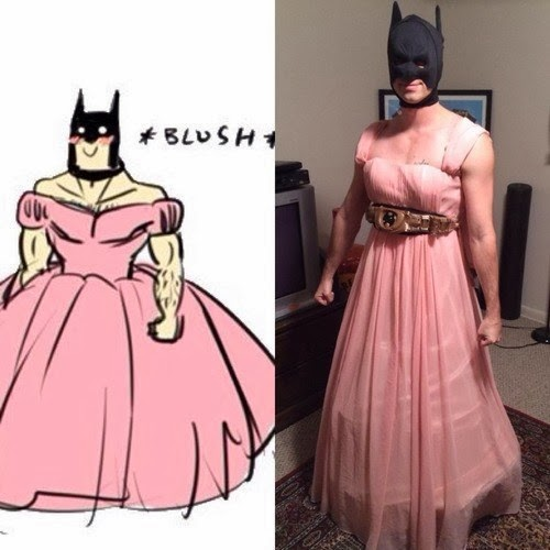 Superhero Fail - Batman