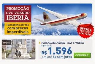Promoção de passagens para Portugal