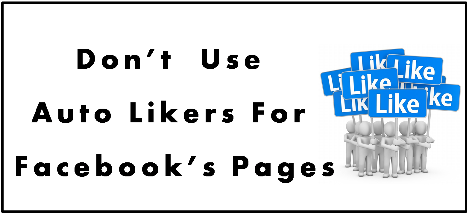 how to increase fb page likes