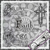 Faith Glory Believe