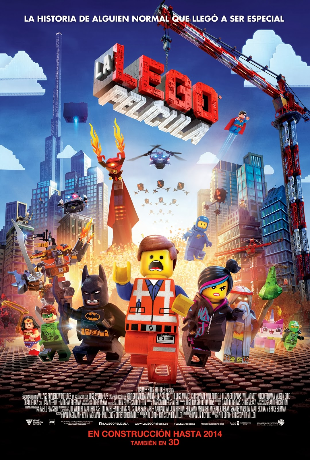 La LEGO película (The LEGO Movie)