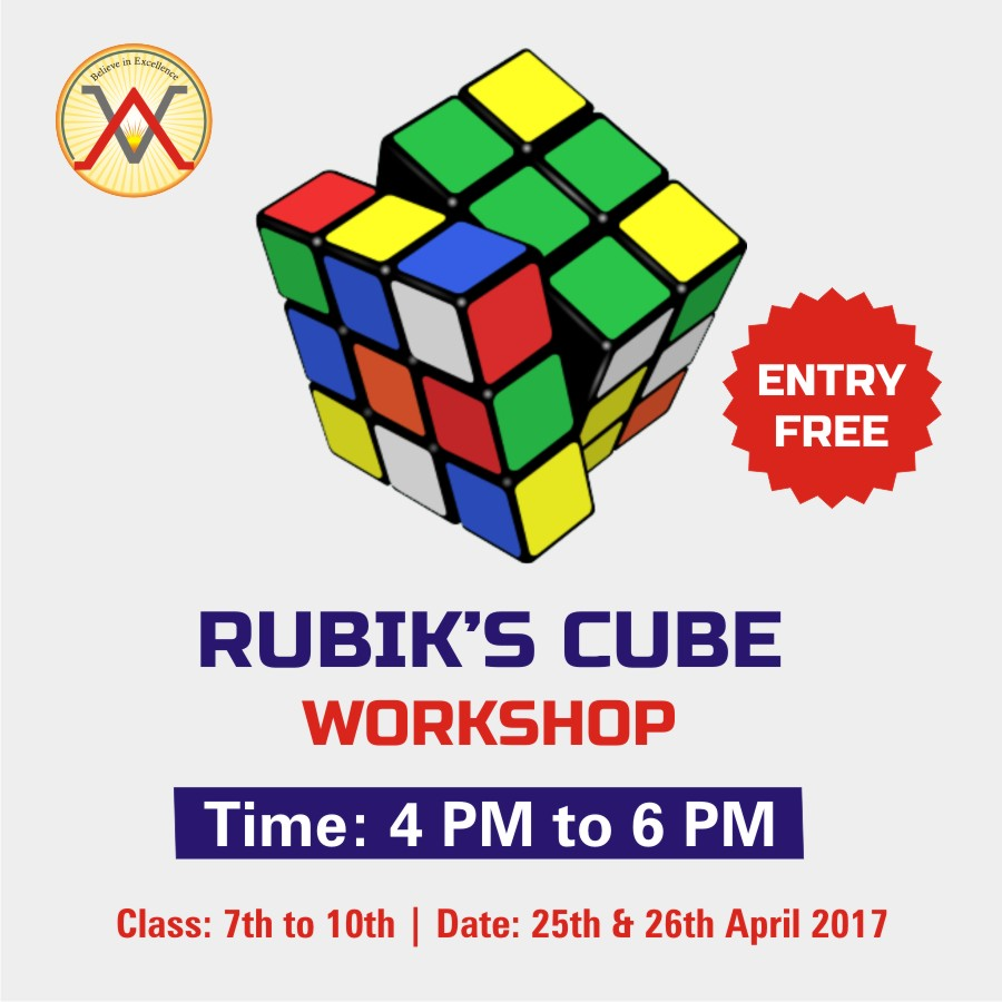 Rubik's Cube Workshop