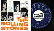 Livro: The Rolling Stones, Discografia Portuguesa a 45 RPM - Abel Soares Rosa