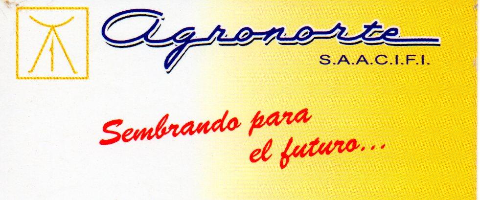 Agronorte S.A.A.C.I.F.I