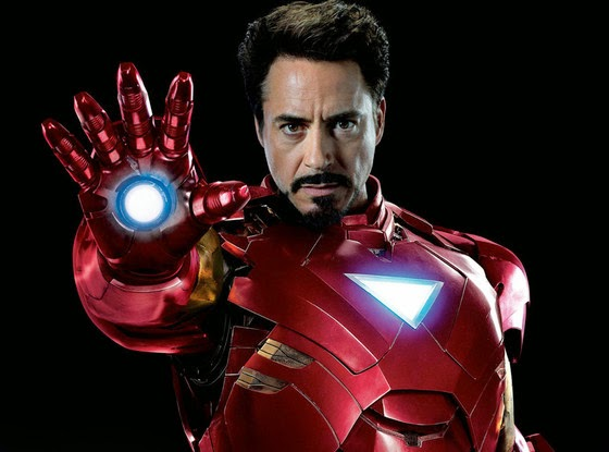 Robert Downey Jr. is The King