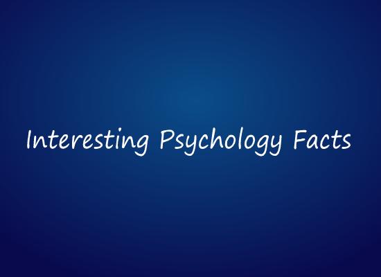 interesting psychology