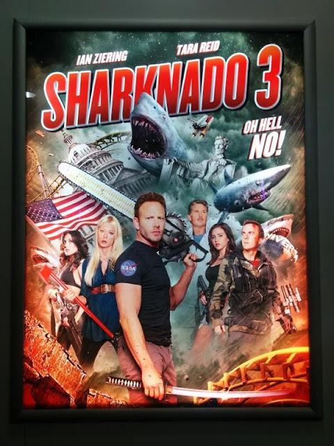 Sharknado 3: Oh, Hell, No!