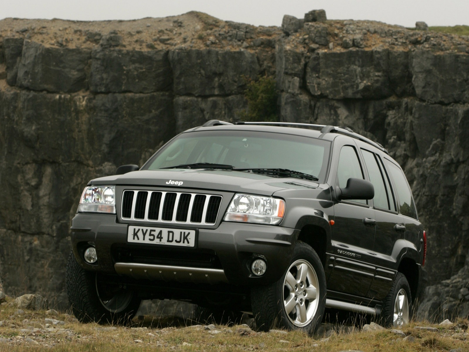 car pictures jeep grand cherokee uk version 2003. Black Bedroom Furniture Sets. Home Design Ideas