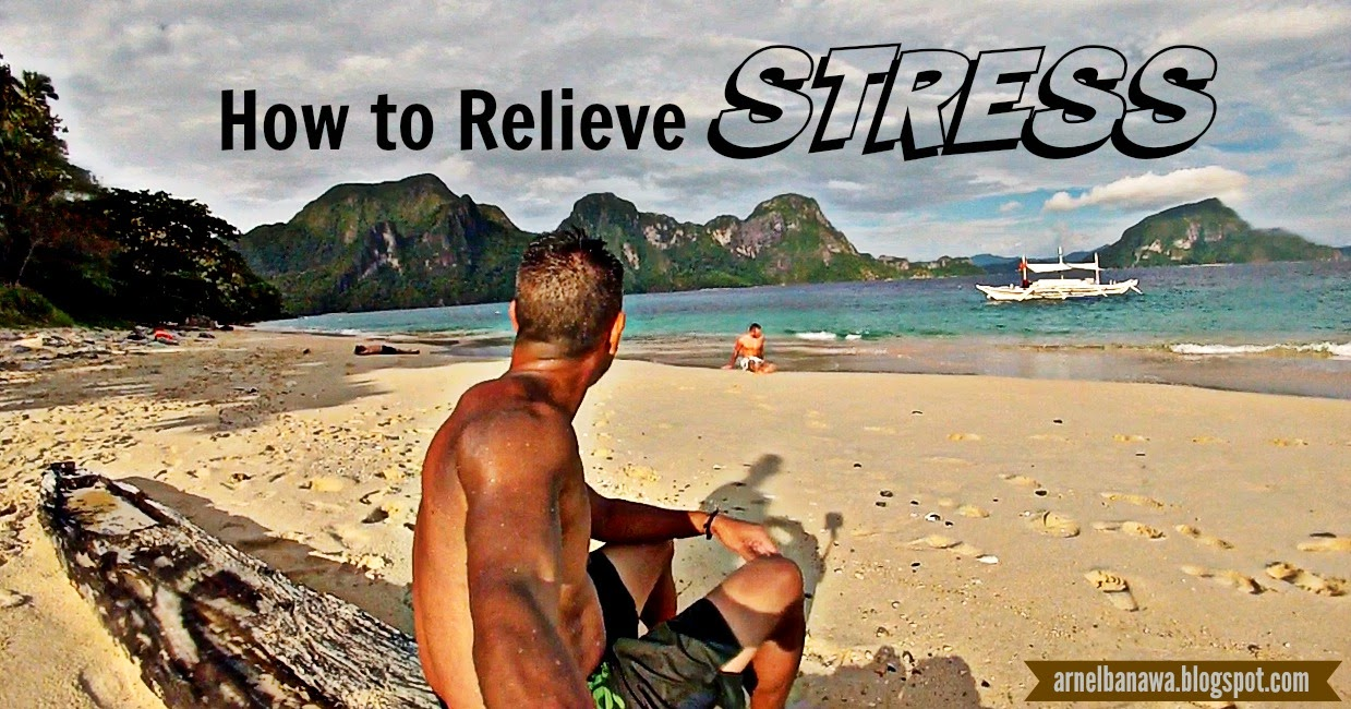 How to Relieve Stress during the New Year - Stress Tips