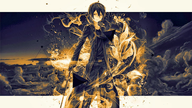 Kirigaya Kazuto HD Wallpaper