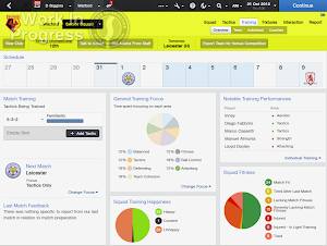Football Manager Training Centre
