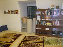 Muslim Prayer Room