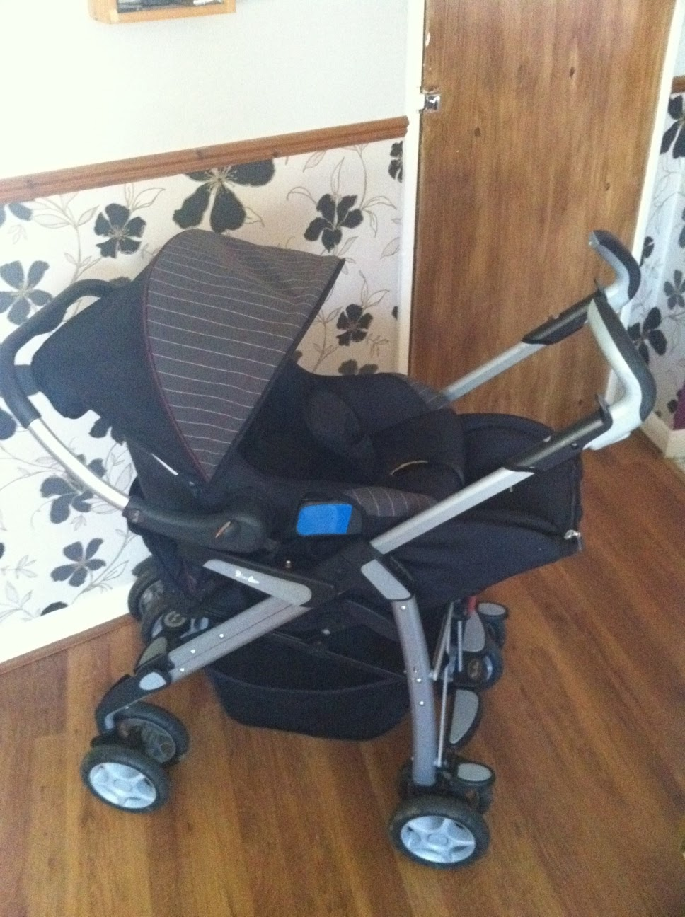The Life Of Riley Pushchair Review Silver Cross 3d Pram