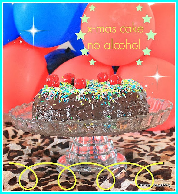 Fruit Cake Alcohol Content